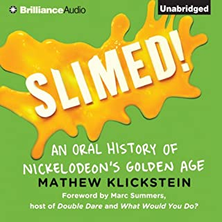Slimed! audiobook cover art