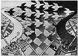 Rompecabezas de 1000 piezas para adolescentes y adultos, rompecabezas para el hogar, regalo y juegos, 50x75cm