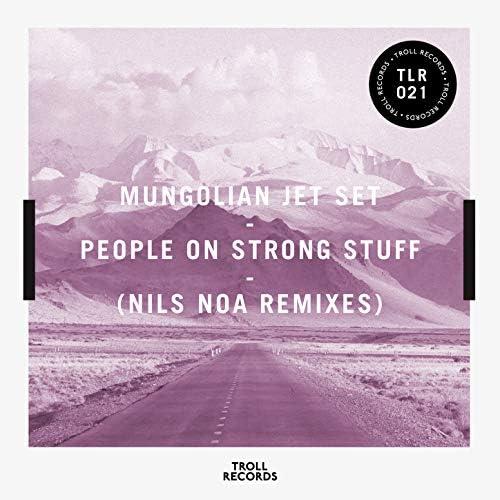 Mungolian Jetset & The Mungolian Jet Set