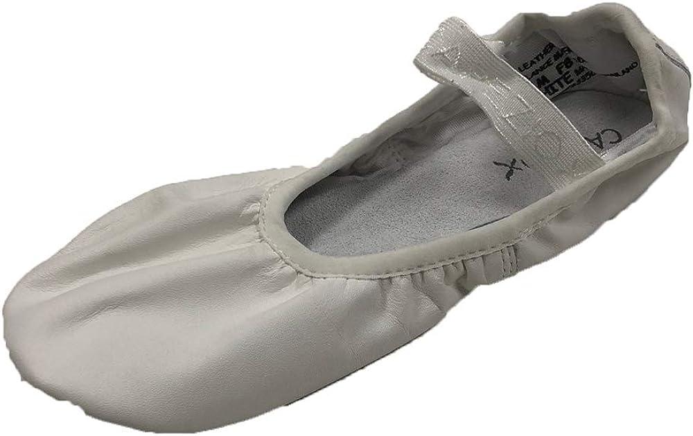 Capezio Lily Ballet Shoe Beauty shop products - 9M Toddler Kids White Size