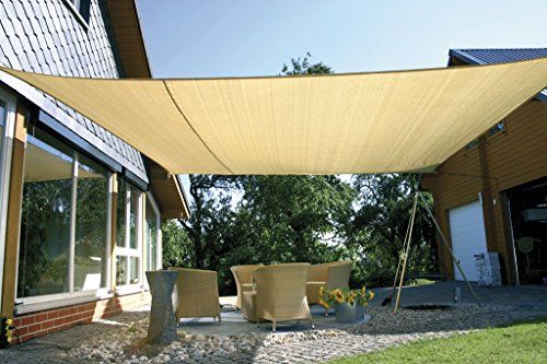 Eduplay 160130 Luifel 6 X 4 Crème Wit-Waterafstotend-'', Multi Kleur