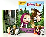 Masha & the Bear My Busy Books
