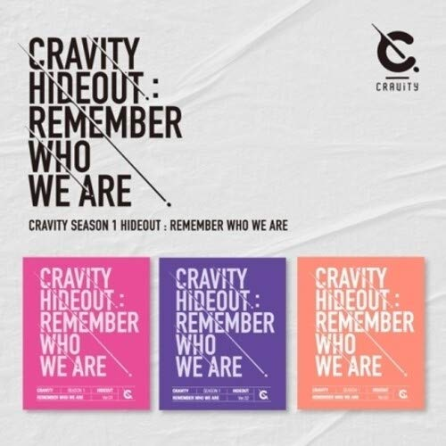 Cravity Season1. [Hideout:Remember Who We Are] (輸入盤)