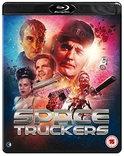 Space Truckers (Blu-Ray) [UK Import]