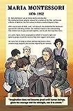 Maria Montessori Classroom Poster for Wall Decor and Inspiration