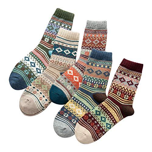 PJQQ Damen Klassische Farbsocken In Schlauchsocken Baumwollsocken, Damen SüßE Baumwollsocken In RöHrensocken