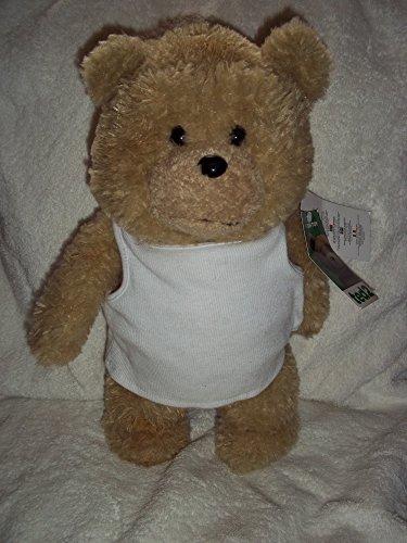 Original Plüsch Teddy aus TED 2 in einen von 4 Coolen Designs