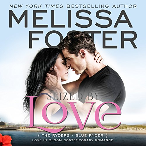 Seized by Love audiobook cover art