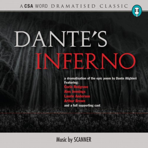 Dante's Inferno (Dramatised) audiobook cover art