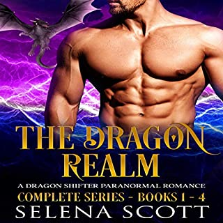 The Dragon Realm Complete Series (Books 1-4) cover art