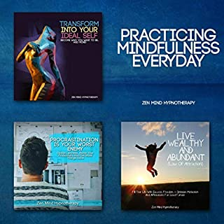Practicing Mindfulness Everyday audiobook cover art