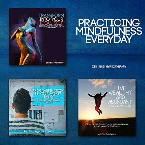 Practicing Mindfulness Everyday cover art