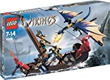 LEGO 7016 - Viking Boat Against The Wyvern Dragon