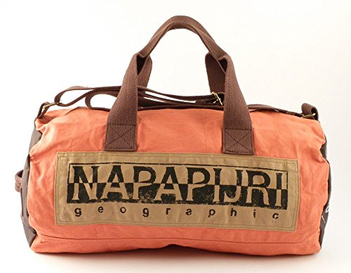 Borsone con tracolla medio Napapijri Saharian 8N02 Block