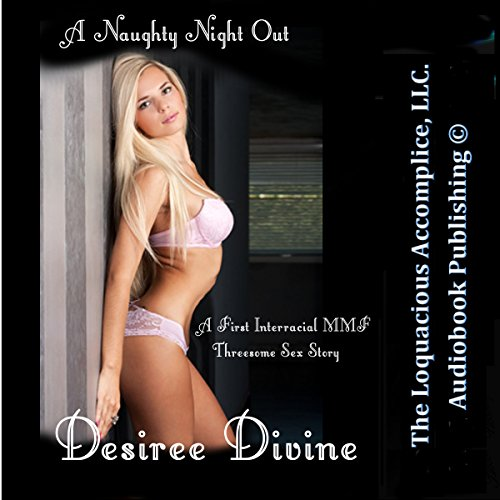 A Naughty Night Out audiobook cover art