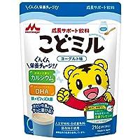森永乳業 成長サポート飲料 こどミル ヨーグルト味 216g×12袋入