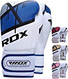 RDX Ego Boxing Gloves Maya Hide Leather Sparring...