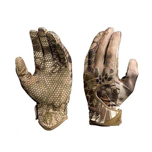 Kryptek Mens Krypton Gloves, Highlander, Large 16KRYAH5