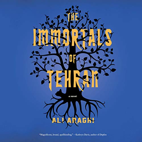 The Immortals of Tehran cover art