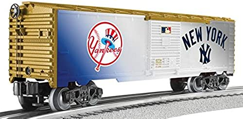 hasta un 50% de descuento Lionel Cooperstown Cooperstown Cooperstown Collection New York Yankees Boxcar  ¡no ser extrañado!