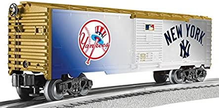 Lionel Cooperstown Collection New York Yankees O Gauge Boxcar