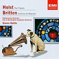 Holst/Britten: the Planets