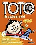 Toto Superchístez. ¡Se acabó el cole!: 4 Con un montón de juegos, retos y actividades para divertirse con... Toto, ¡un auténtico terremoto!