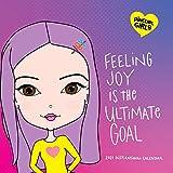 2021 Inspirational Girls Calendar, Inspirational Quotes, Culturally Diverse, Motivational Confidence, Positive, Monthly, Daily, Wall, Desk Calendar