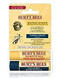 Burt's Bees Baume  Lvres Hydratant 100% Naturel Concombre/Menthe/Cire dAbeille 2Pices
