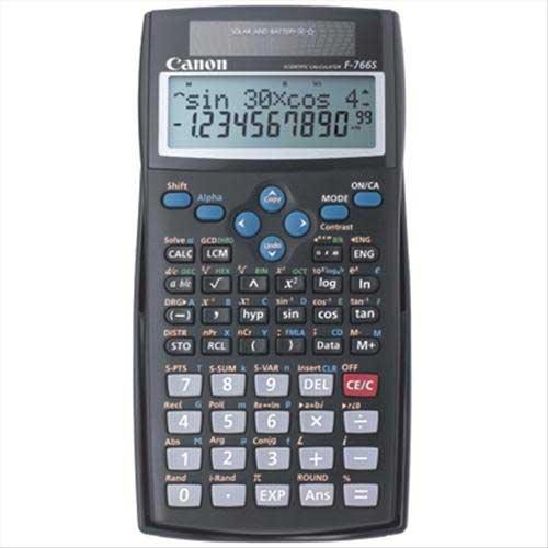 Canon F-766S Scientific Calculator