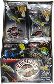ROCKETMEN:AXIS OF EVIL-Booster box of 36 game packs