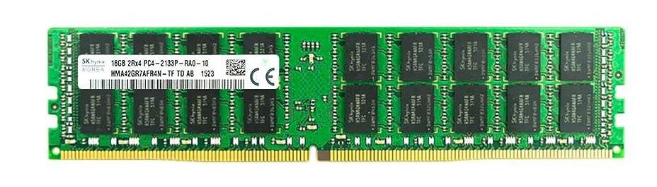 不条理米国判決Hynix 16GB DDR4 2133MHz登録済みECC HMA42GR7AFR4N-TF、752369-081 RDIMMサーバメモリモジュール