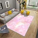 Inicio Patrón De Mármol De Lujo Simple Adecuado para Sala De Estar Comedor Y Dormitorio 160x200cm