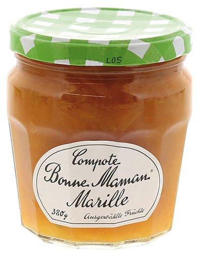 6x Bonne Maman - Compote Marillen-Röster - 380g