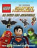 LEGO DC COMICS, L'ALBUM DES AUTOCOLLANTS 1 - LA LIGUE DES JUSTICIERS