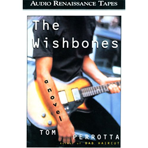 The Wishbones audiobook cover art