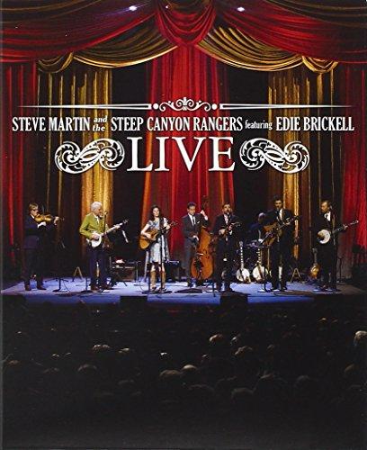 Steve Martin & The Steep Canyon Rangers Featuring Edie Brickell (CD+Blu-Ray)