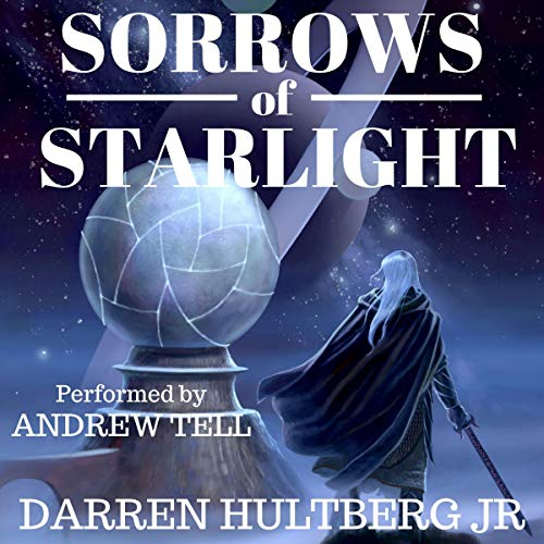 Sorrows of Starlight audiobook cover art