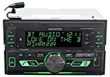 Kenwood DPX303 Double Din Digital Media Receiver with Bluetooth DPX303MBT