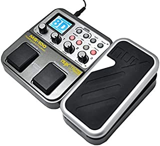NUX Multi-Effects Pedal Processor (