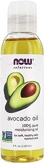 NOW Foods - NOW Solutions 100% Pure Moisturizing Avocado Oil - 16 fl oz