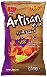 Barcel Artisan Style Kettle Cooked Chips - Crunchy Thin Cut Potato Chips – Spicy Snack - Fuego Flavor (Hot Chili Pepper & Lime), 8 Ounce Pack