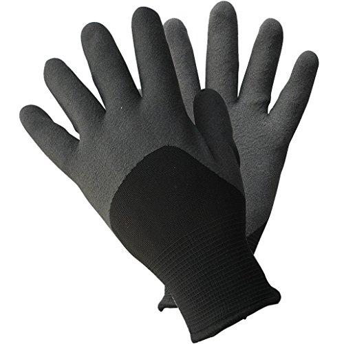 Briers Ultimate Thermal Gloves, Black, Medium