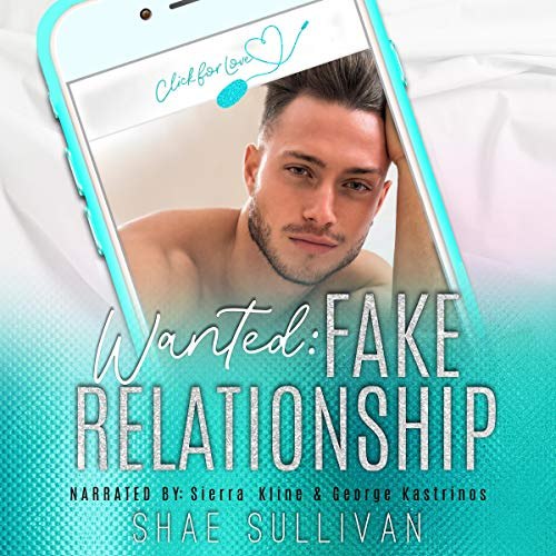Wanted: Fake Relationship  By  cover art