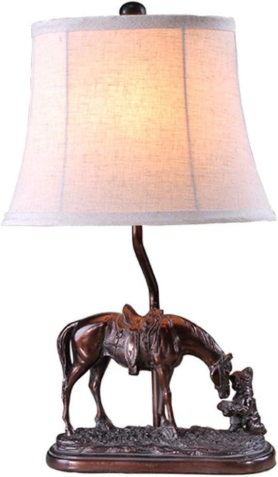 1 year warranty YIXIN2013SHOP Bedside Table latest Lamps Retro Creative American