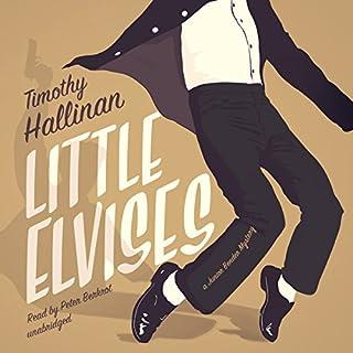 Little Elvises audiobook cover art