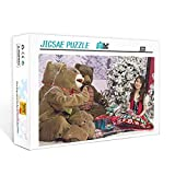 Mini rompecabezas para adultos 1000 piezas Big Time Rush rompecabezas juego familiar regalo (38x26 cm) rompecabezas para adultos y niños