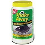 Shake Away 5006358 Rodent Repellent Granules, 5-Pound