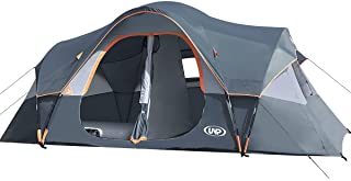UNP Camping Tent 10-Person-Family Tents, Parties, Music...
