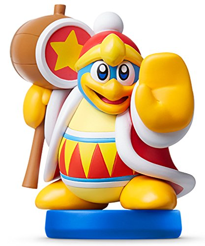 Amiibo King Dedede - Kirby: Planet Robobot series Ver. [Wii U][Japanische Importspiele]